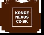 Kongenévus CZ-SK